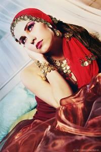 Oriental Glamour
