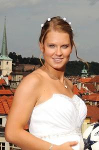 Nejlepší česká fotbalistka všech dob Pavlína Ščasná